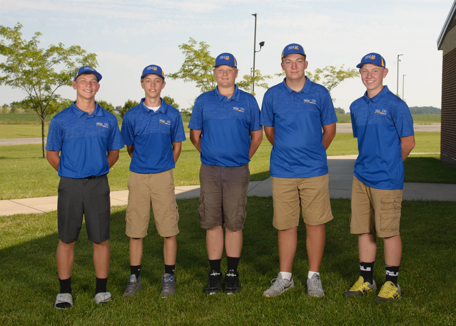 Golf Team Photo