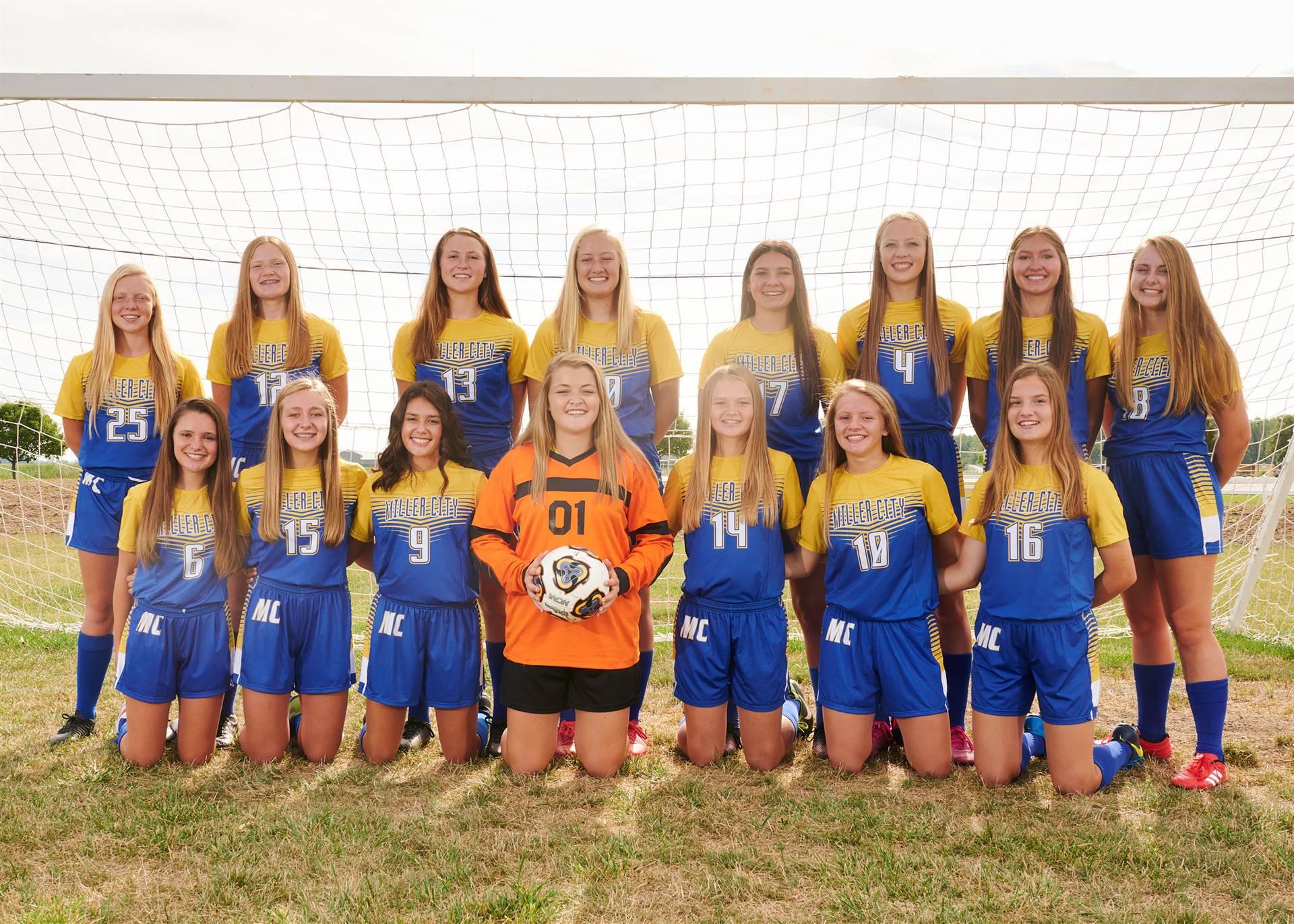 Soccer Girls JV