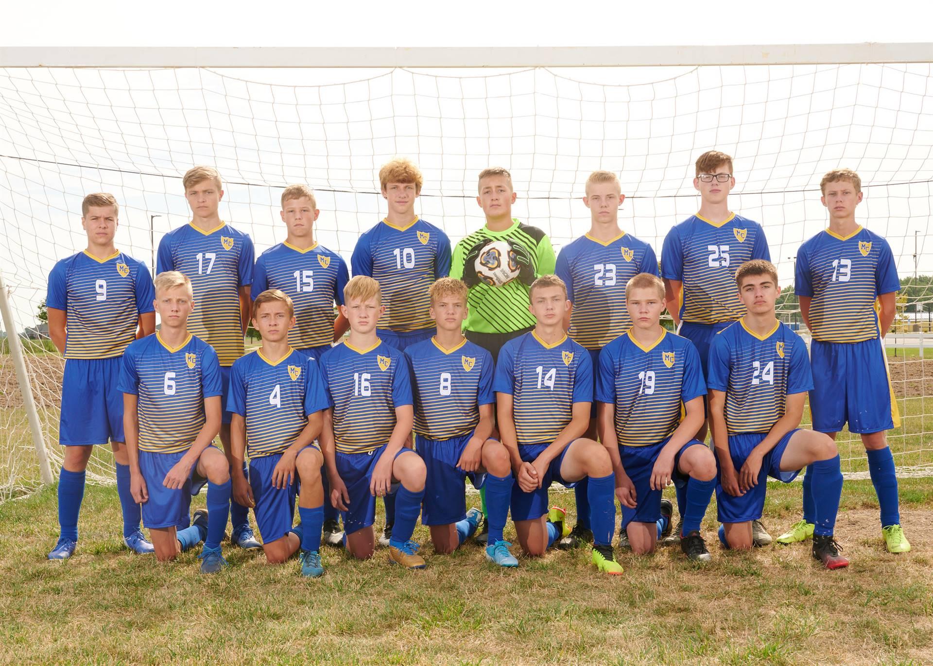 Soccer Guys JV