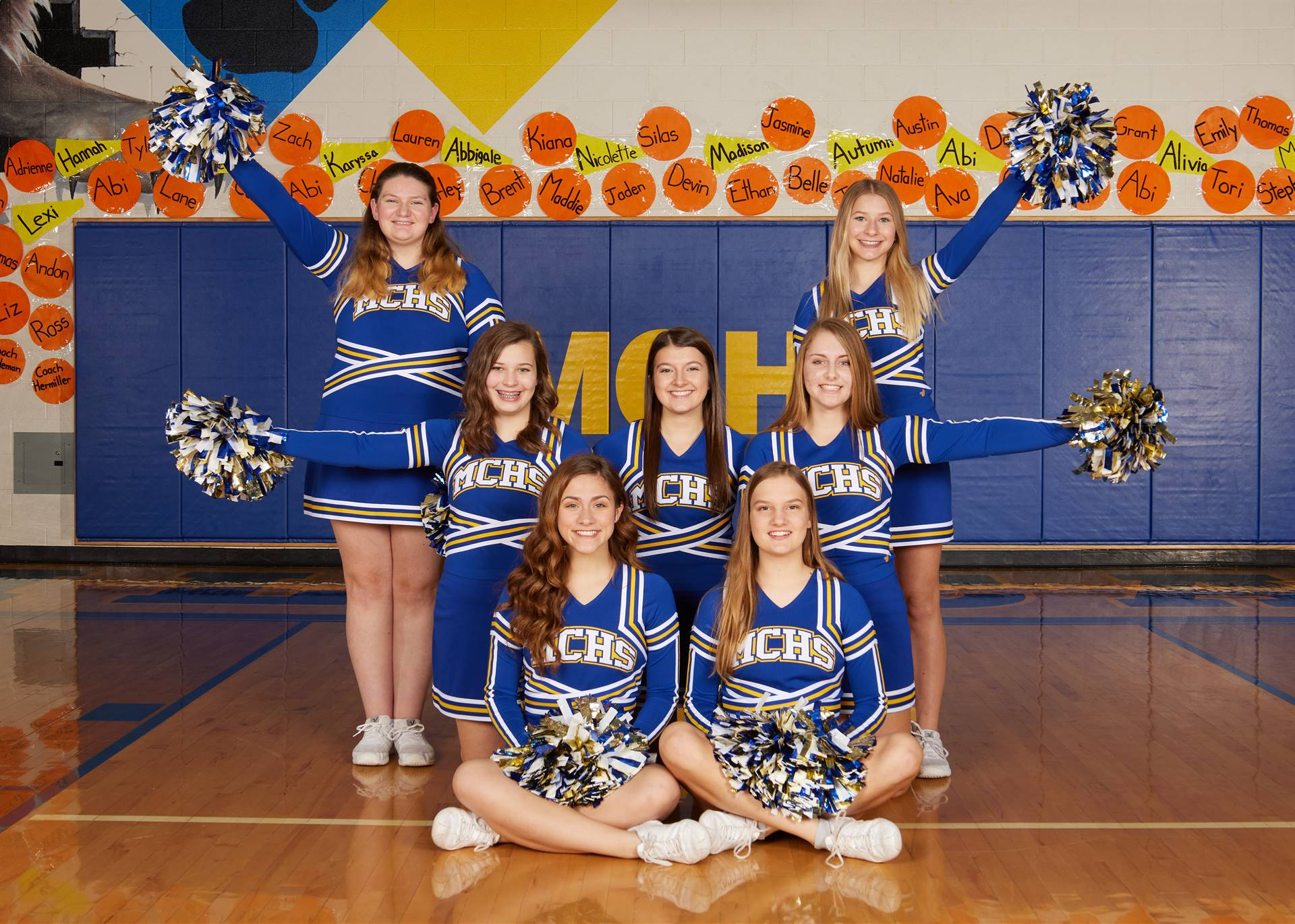 BB Cheer JV